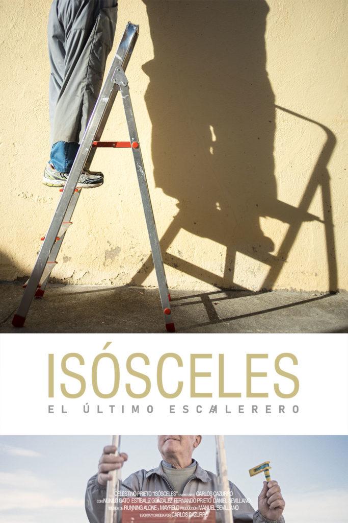 Isósceles, el último escalerero · Cortometraje documental sobre pérdida de oficios y tradiciones en el mundo rural - Cortometraje falso documental